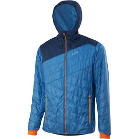 Löffler Comfort Fit Primaloft Active Hætteklædte jakke Herrer, blå